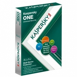 Программное обеспечение Kaspersky Lab  ONE Russian Edition 3-Device 1year Base BOX