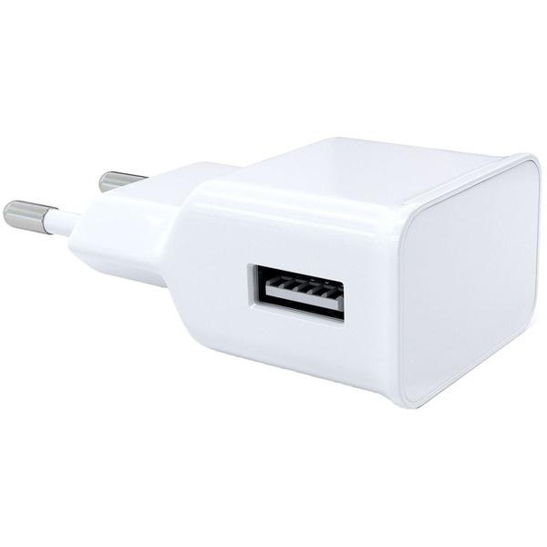 Зарядное устройство Red Line NT-1A (USB/1 A), белый фото