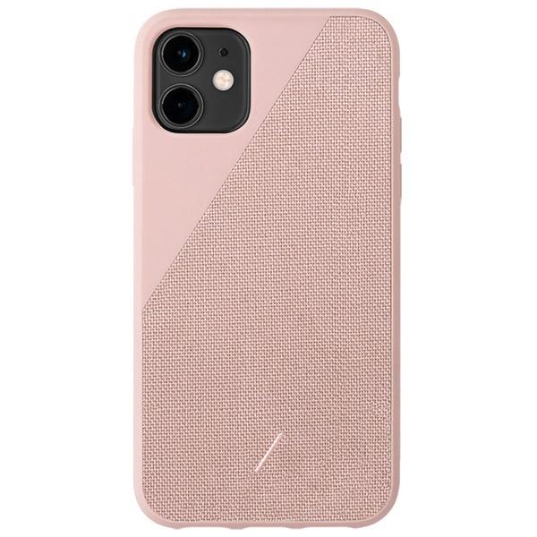 Чехол для смартфона Native Union CLIC Canvas CCAV-ROS-NP19M, розовый