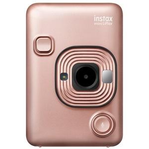 Фотоаппарат мгновенной печати Fujifilm Instax Mini LiPlay Blush Gold