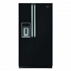 Холодильник Whirlpool WSX 5172 N черное зеркало