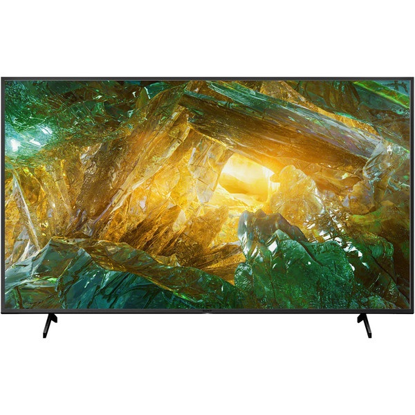 Телевизор Sony KD-43XH8005BR (2020) KD-43XH8005BR (2020) черного цвета