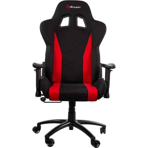 Компьютерное кресло Arozzi Inizio Fabric красный