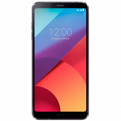 Смартфон LG G6 H870DS Black