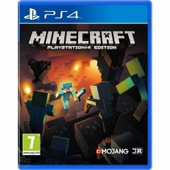 Minecraft Edition PS4, русская версия