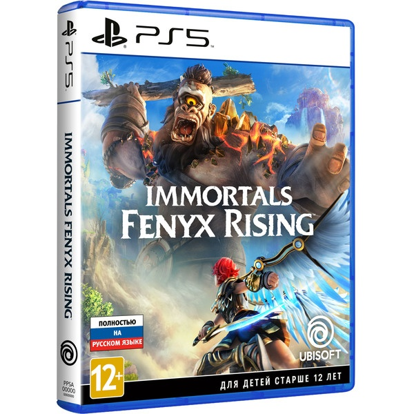 Immortals Fenyx Rising PS5, русская версия Sony