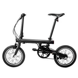 Xiaomi MiJia QiCycle Folding Electric Bike Black