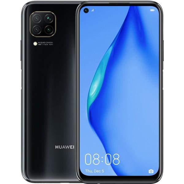 Смартфон Huawei P40 lite 128 ГБ чёрный фото