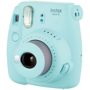 Фотоаппарат мгновенной печати Fujifilm Instax Mini 9 Ice Blue