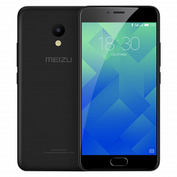 Смартфон Meizu M5 16 Гб Black