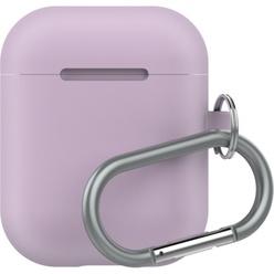Силиконовый чехол LAB.C для Apple AirPods, фиолетовый