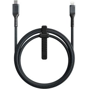 Nomad USB Type-C - Lightning NM01912000, 1.5 м, черный