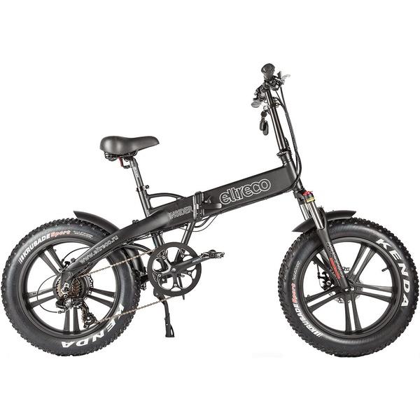 Электровелосипед Eltreco INSIDER чёрный