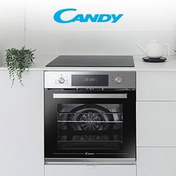 Выгода при покупке встраиваемой техники Candy!