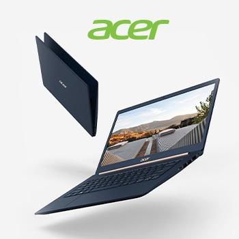 Начисляем CASHBACK 15% на ноутбуки Acer!