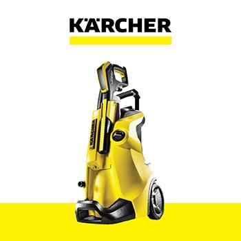 Подарки к мойкам высокого давления Karcher K5 и K4!