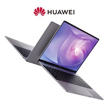 Электронный купон при покупке ноутбука Huawei!
