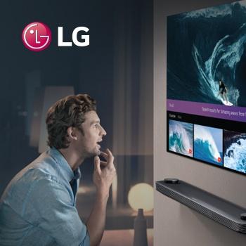 Купите телевизор LG и получите CASHBACK 10%!
