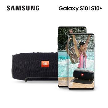 JBL Xtreme 2 в подарок к смартфонам Samsung Galaxy S10!