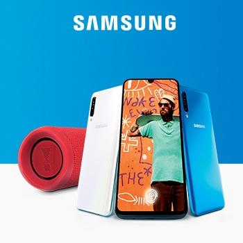 Портативная акустика JBL Flip 4 к смартфонам Samsung A50!