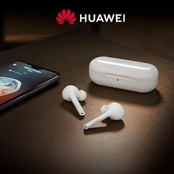Наушники Huawei Freebuds Lite к смартфонам Huawei P30 Pro!