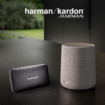 Портативная акустика в подарок к Harman/Kardon Citation One Grey!