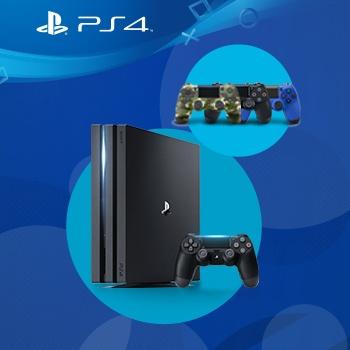 Специальное предложение на товар и игры для PS4!