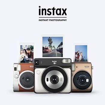 Подарки к фотоаппарату мгновенной печати Fujifilm!