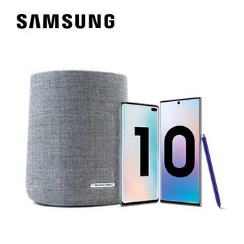 Портативная акустика Harman/Kardon к смартфонам Samsung!