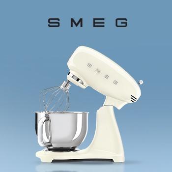 Комплект насадок к планетарному миксеру Smeg SMF02!