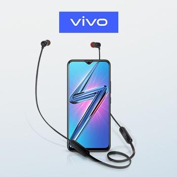 Наушники JBL T110 BT в подарок к смартфонам Vivo Y19!