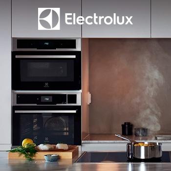 КЭШБЭК 15% на встраиваемую технику Electrolux!
