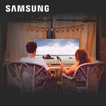 Выгодные цены и подарки к телевизорам Samsung!
