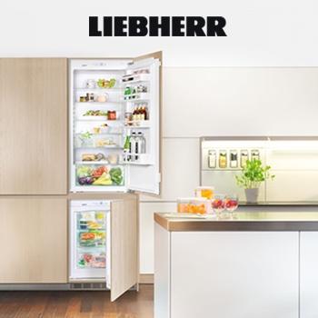 Высокий встраиваемый холодильник по специальной цене!
