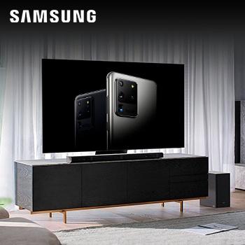 Подарки к телевизорам Samsung QLED!