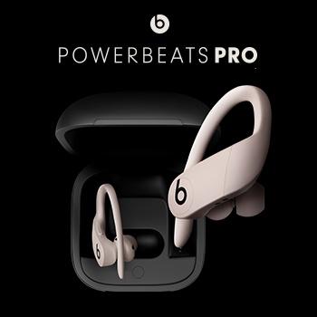 КЭШБЭК 10% на наушники Beats Powerbeats Pro!