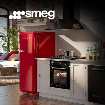 Подарки при покупке холодильников Smeg!