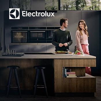 КЭШБЭК 30% на крупную бытовую технику Electrolux!