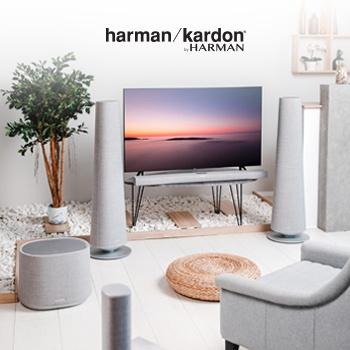 КЭШБЭК 15% на комплект Harman/Kardon!