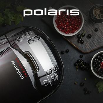 Выгода 20% на технику для кухни Polaris!