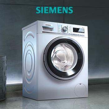 Выгода до 15 000 ₽ на стиральные машины Siemens!