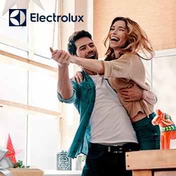 Спасибо по-шведски от Electrolux!