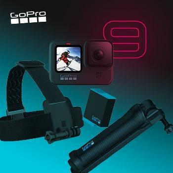 Аксессуар в подарок к экшн-камере GoPro HERO9!