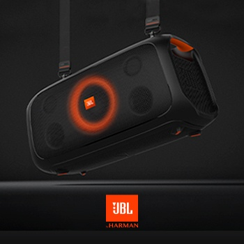 КЭШБЭК 4 000 ₽ на JBL PartyBox On-The-Go!