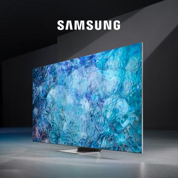 Предзаказ нового Samsung Neo QLED с кэшбэком 25%!