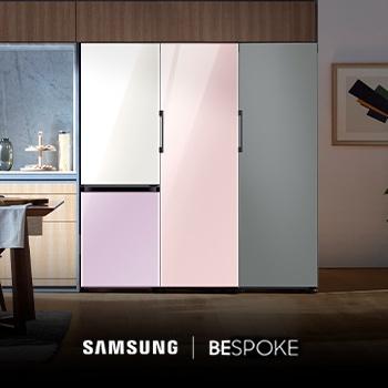 Декоративная панель в подарок к холодильникам Samsung!