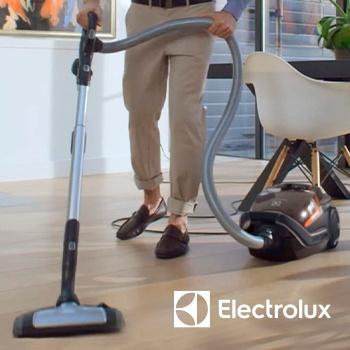 Пылесборники в подарок к пылесосам Electrolux!