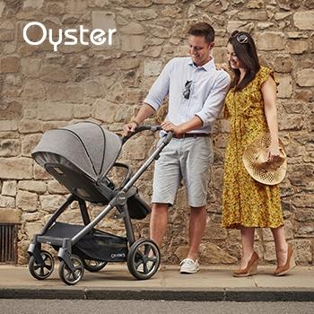 Выгодное предложение на коляски Oyster!