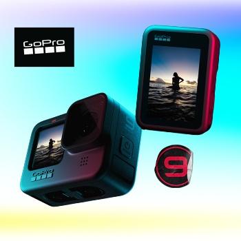 Выгода 2 000 ₽ на экшн-камеру GoPro HERO9!
