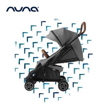 Выгода до 15% на прогулочные коляски Nuna!
